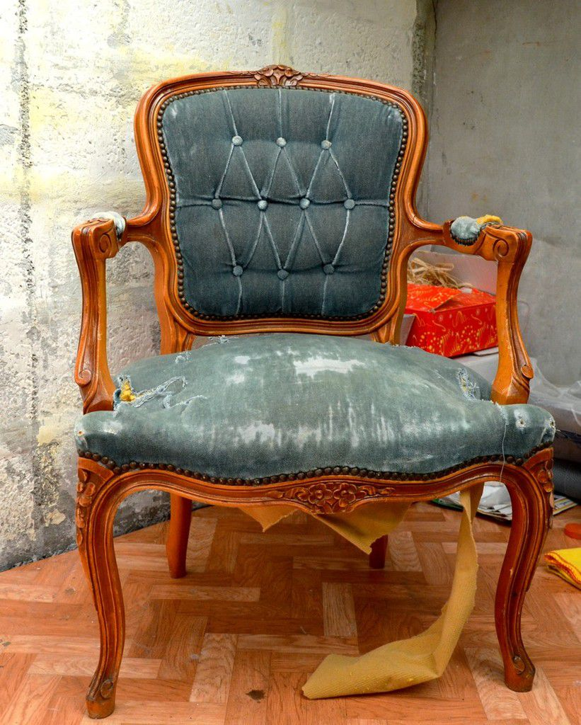 fauteuil cabriolet style louis xv la caresse du bois. Black Bedroom Furniture Sets. Home Design Ideas