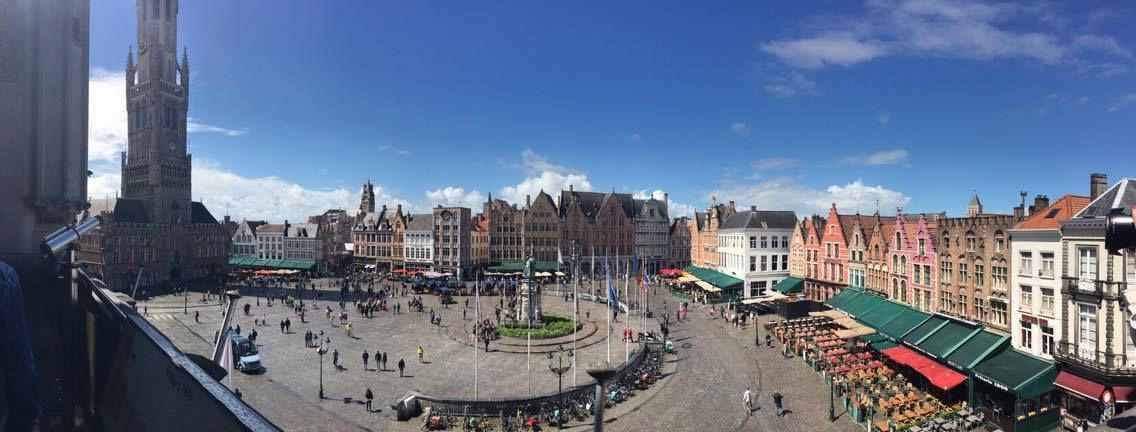 Escapade à Bruges - Maman à temps plein