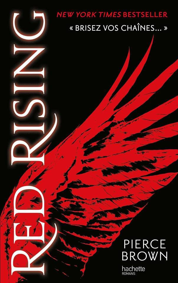 Red Rising tome 1, de Pierce Brown