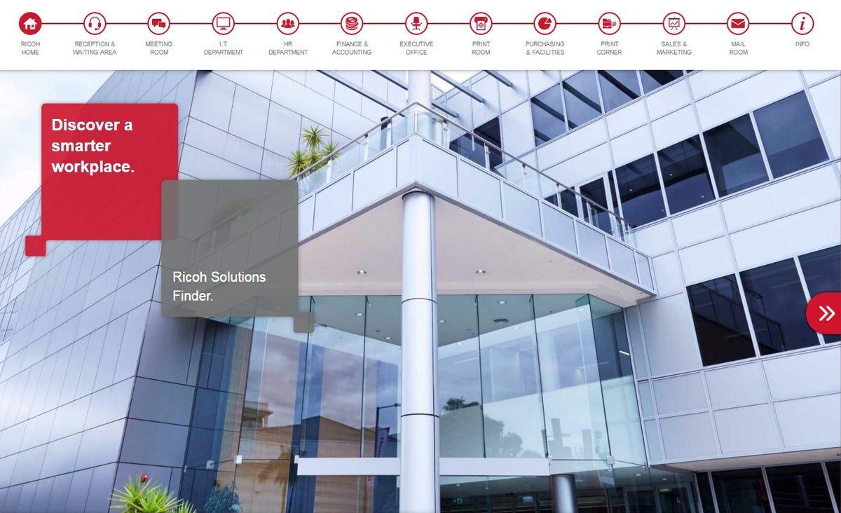 Ricoh Australia Solutions Finder