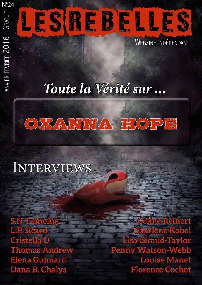 Les Rebelles webzine