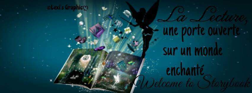 "Blog littéraire ""Welcome to Storybook"""