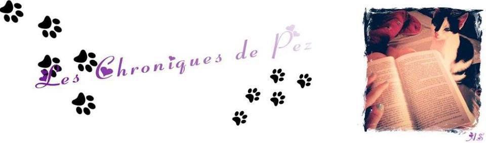 """Blog littéraire """"Les chroniques de Pez"""""""