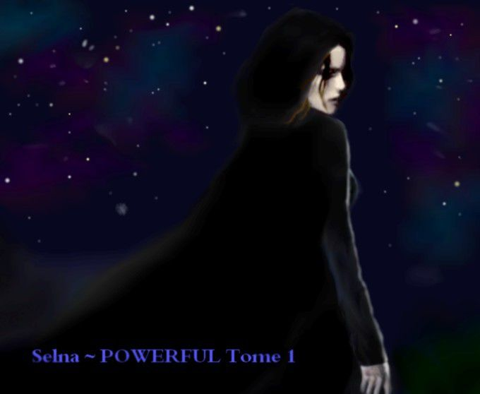 Saga Powerful - Personnage Selna