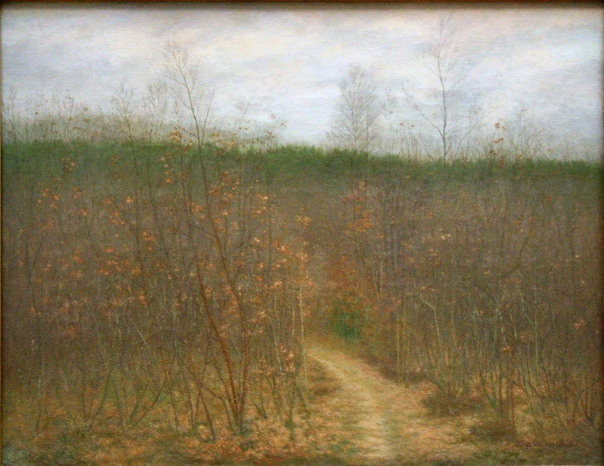 Albijn Van den Abeele (1835-1918) - peintre