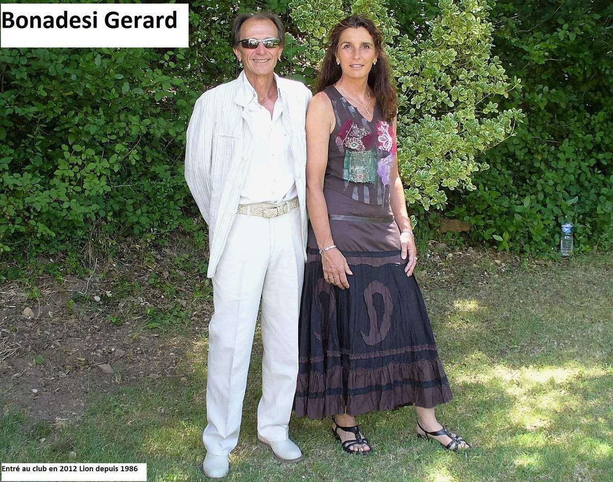 Bonadesi Gérard et Mireille