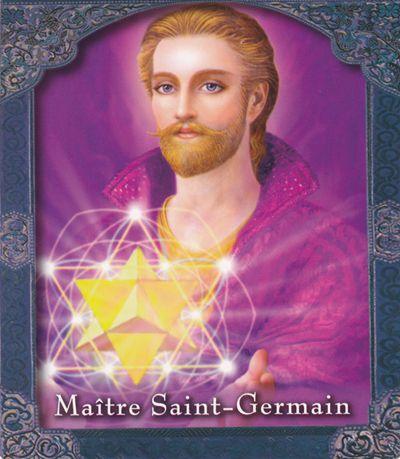 Maître Saint Germain :