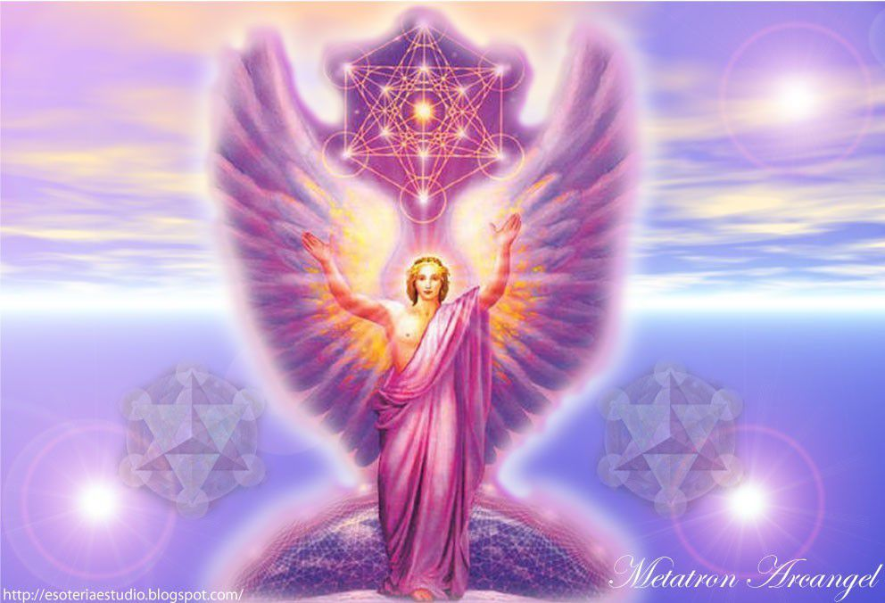 Archange Metatron.