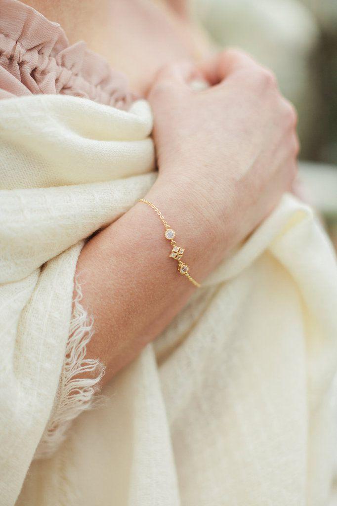 Bracelet Loubna par  Atelier Sarah Aime