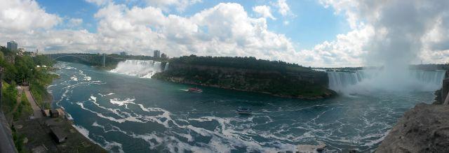 Deux panoramiques