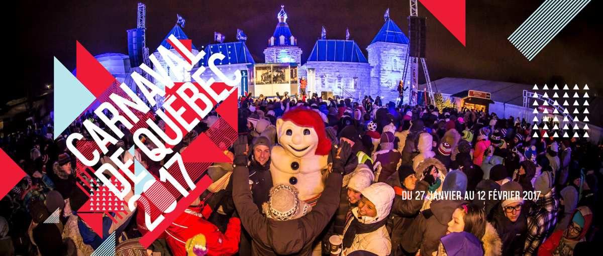 Carnaval hivernal de Québec