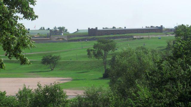 Les Plaines d'Abraham, un des plus grands parcs urbains du monde