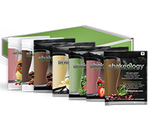 What's in Shakeology?
