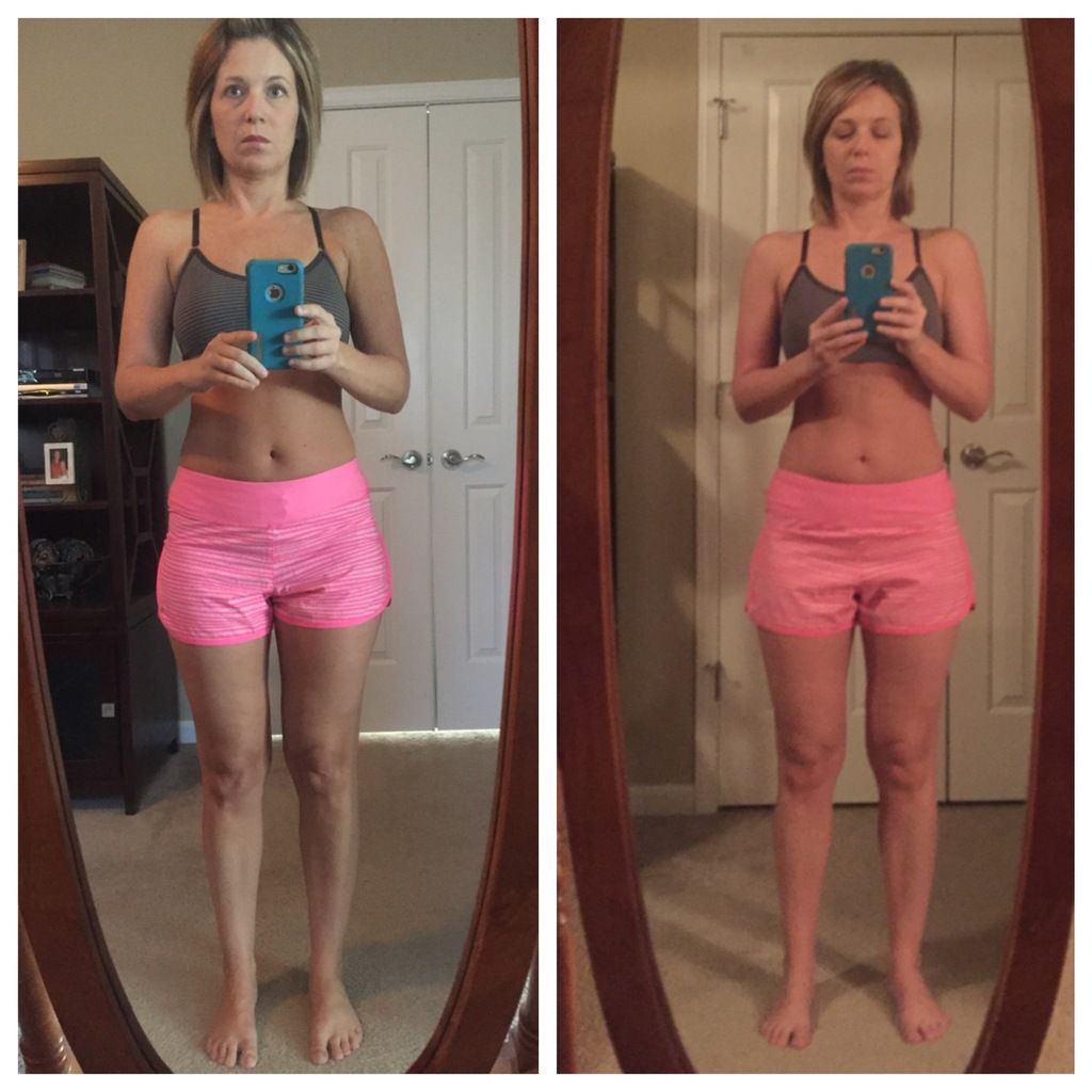 21 Days Complete - Results and Review of 21 Day Fix