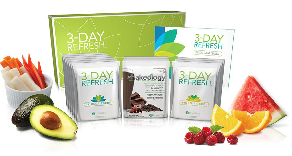 Make a Clean Break from Bad Habits - 3 Day Refresh