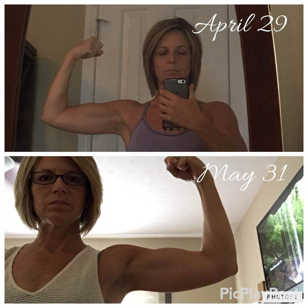 30 Day Arm Challenge Complete - See the results!