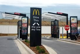 Healthy Drive-Thru options