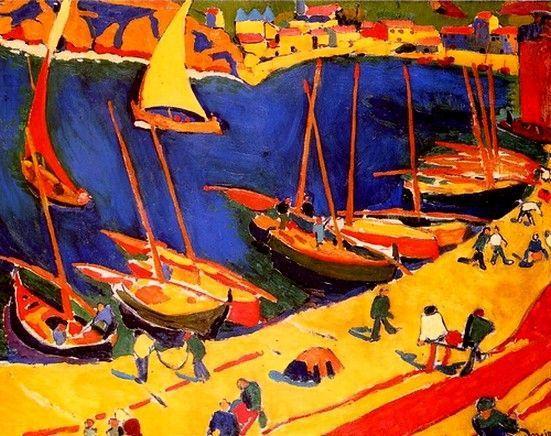 Port de pêche André Derain