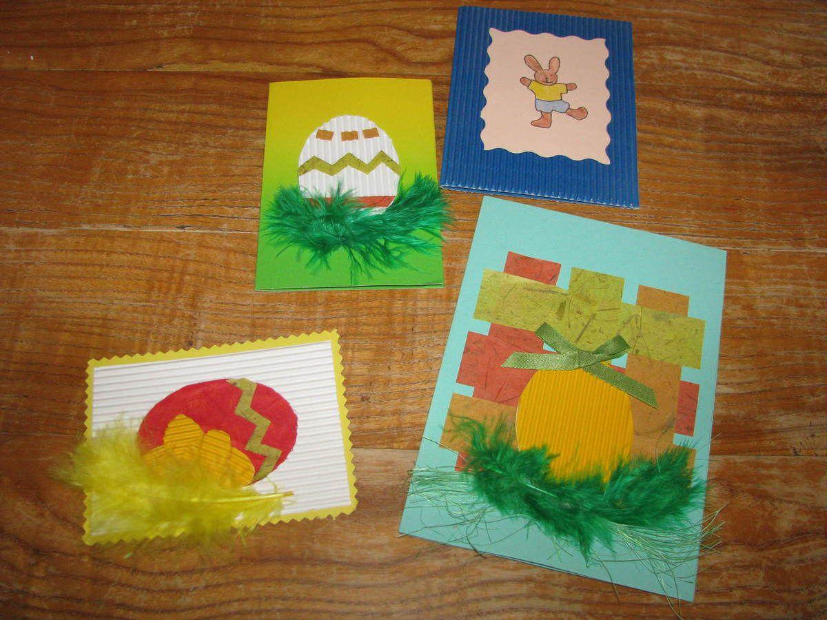 Cartes de Pâques...