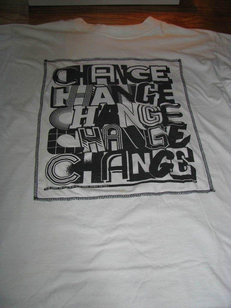 T-shirt récup