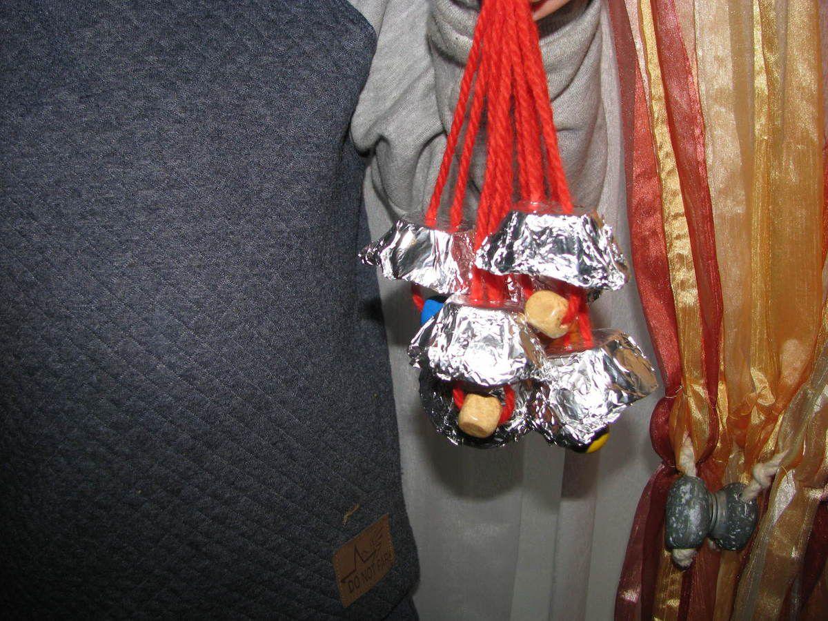 Clochettes de Noël