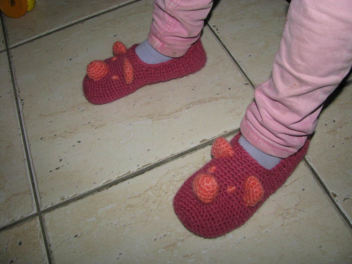 Chaussons suite