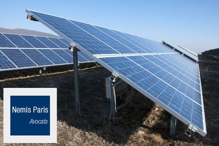 L'expertise ENR de NEMIS-PARIS, Cabinet d'avocats spécialisé en Energies Renouvelables - Nemis Paris