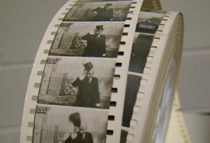 Les tous premiers films muets noir et blanc 1898, l'homme qui inventa la science-fiction au cinéma