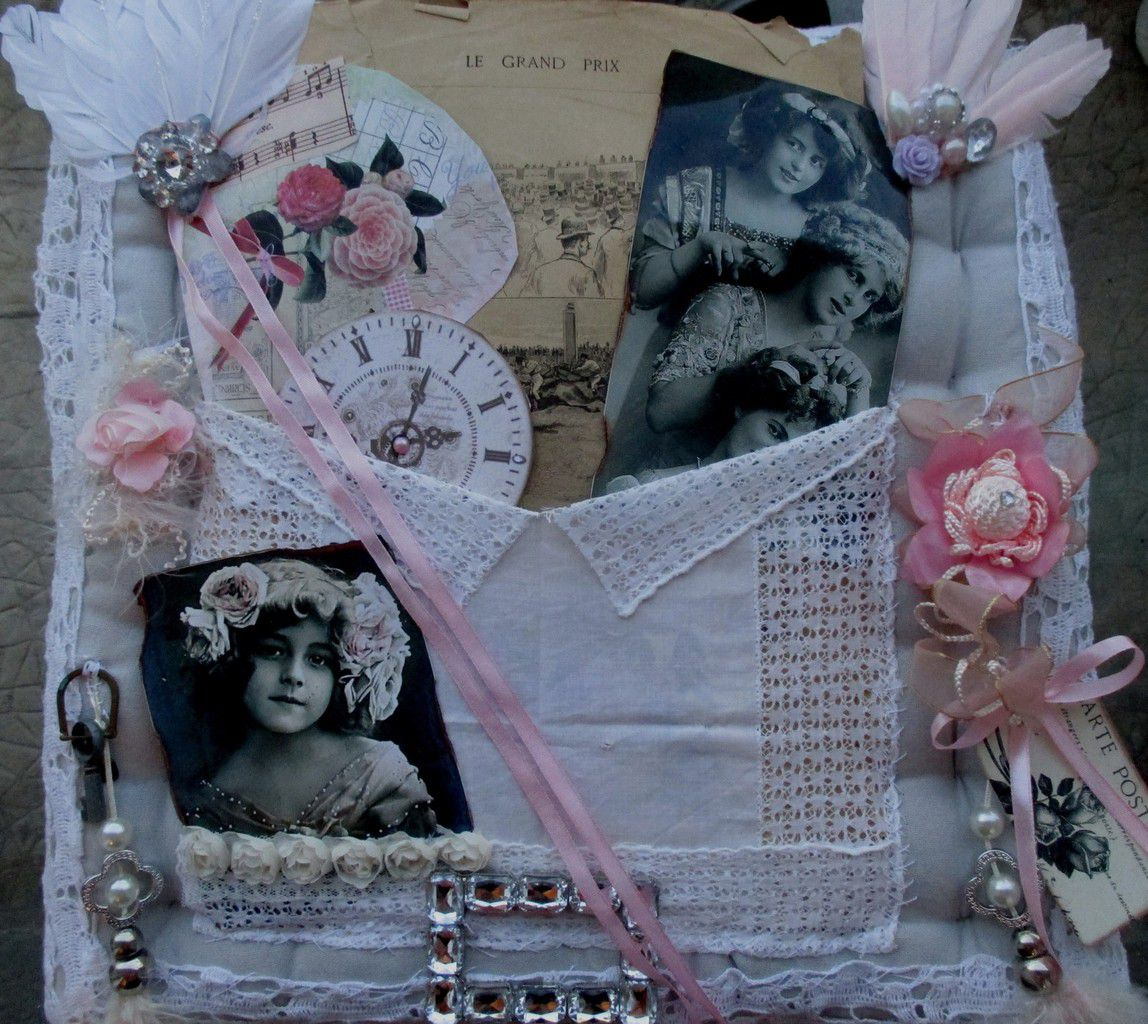 Mes créations Shabby Chic