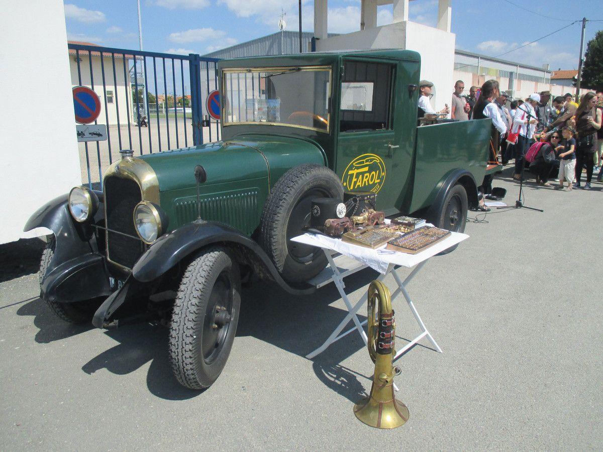 Rallye ARVA véhicules anciens La Rochelle fichier 2