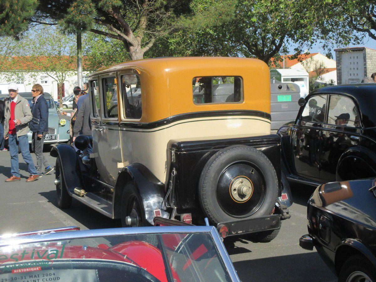 Rallye ARVA véhicules anciens La Rochelle fichier 1