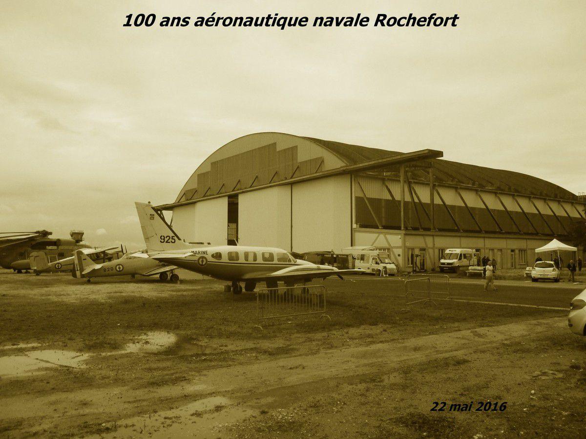 100 ans d'aéronautique navale Rochefort -mes photos- 22 mai 2016