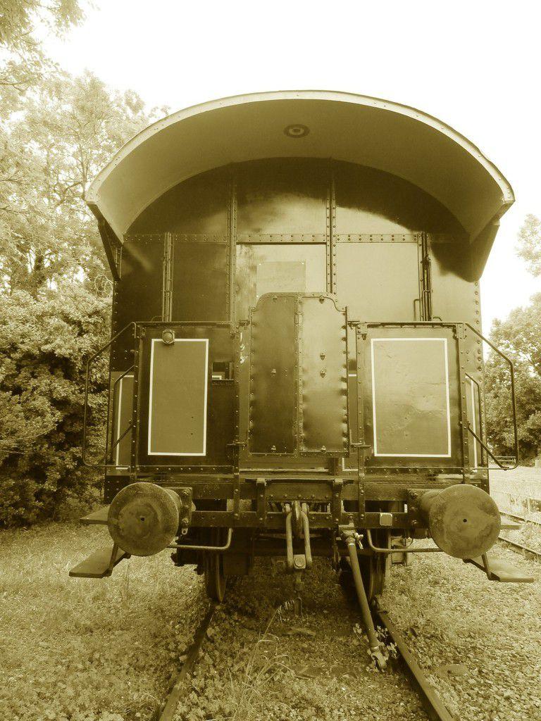 Au musée ferroviaire de Mornac 22 05 16