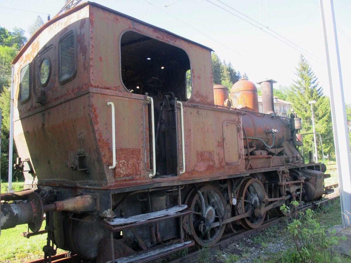 Merci aux passionnés du rail suisses qui ont bien voulu nous laisser prendre des photos.
