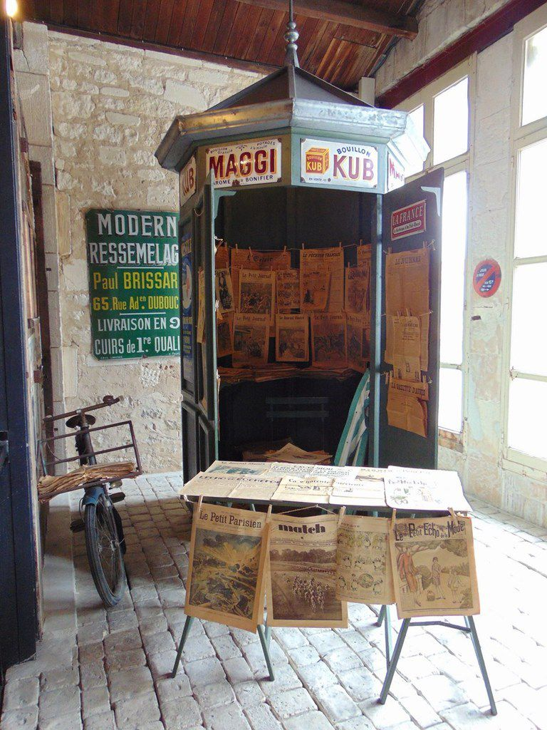 Musée des Commerces d'Autrefois - Rochefort