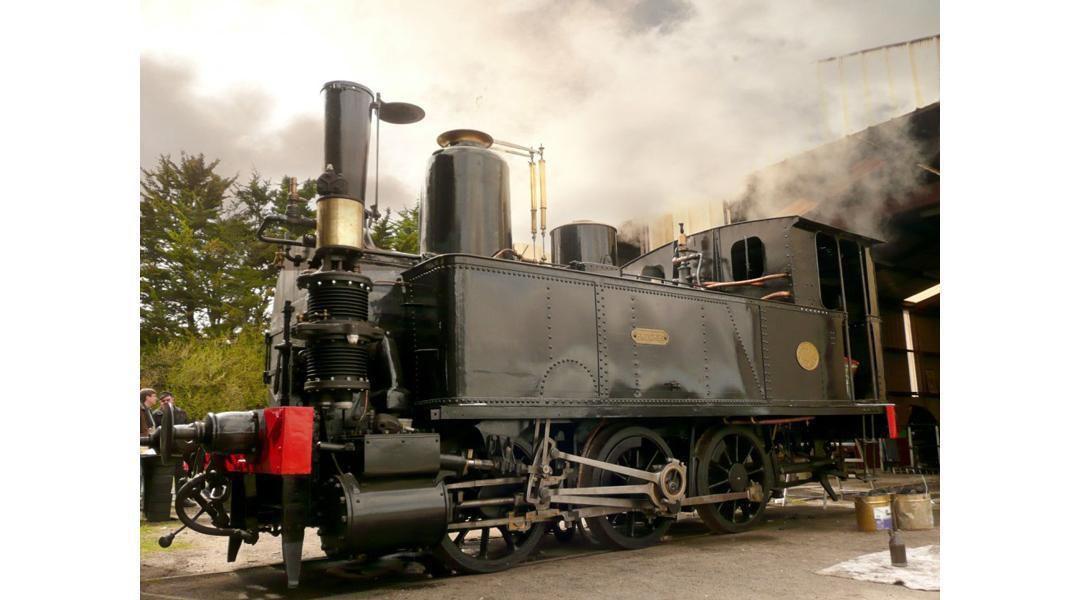 Merci Loïc - superbes photos noir et blanc - et photos blog Train des Mouettes