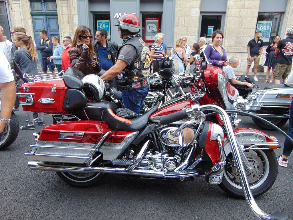 America Free Chapter Rochefort 22 juillet 2017