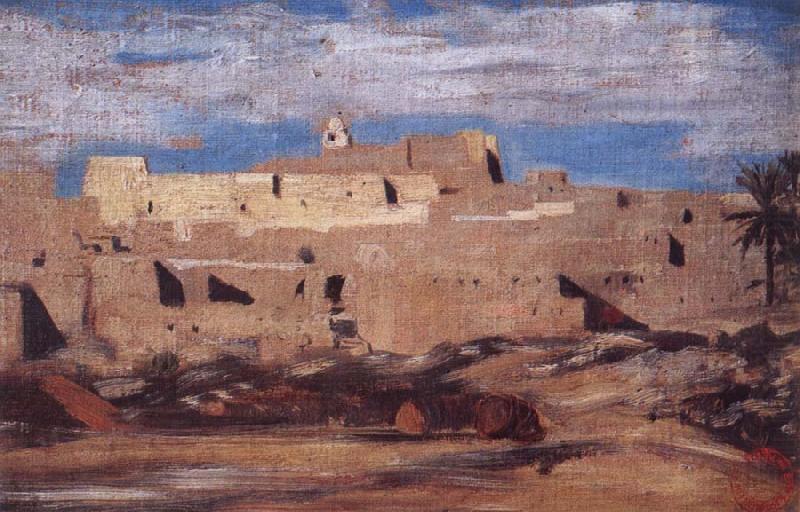 Dar Eççafah : l'ornement de Laghouat