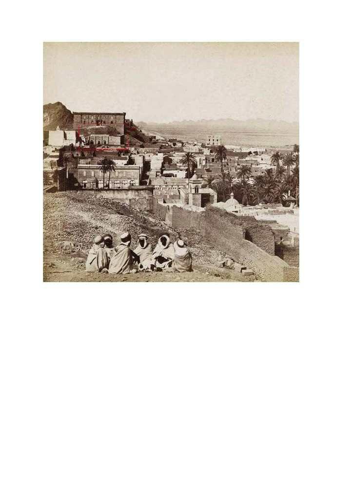 A propos d'une expression &quot&#x3B; le minaret blanc &quot&#x3B;
