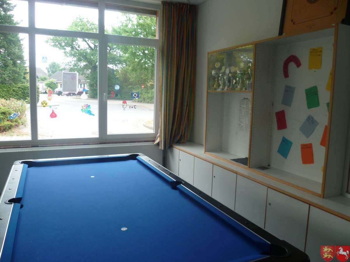 Jugendzentrum in Reppenstedt // Centre de jeunesse de Reppenstedt