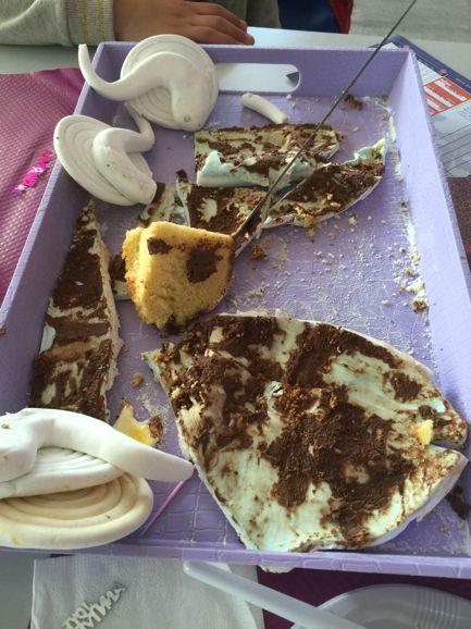 Gâteau carosse pour les 9 ans de ma fille Zahra ❤️❤️