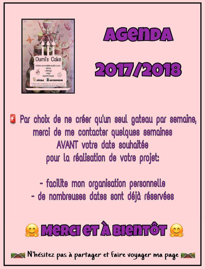 Agenda 2017 / 2018