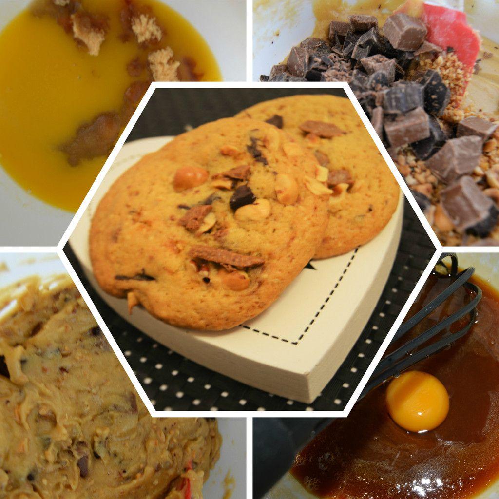 cookies de &quot&#x3B;la mie câline&quot&#x3B; l'essayer c'est l'adopter!