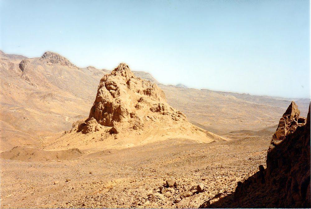 Sud Algérien - En route vers Tamanrasset (Photos juillet aout 81)