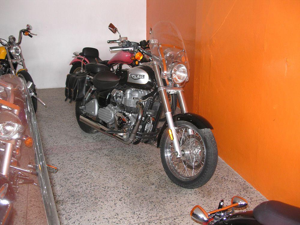 Triumph Bonneville modèle America