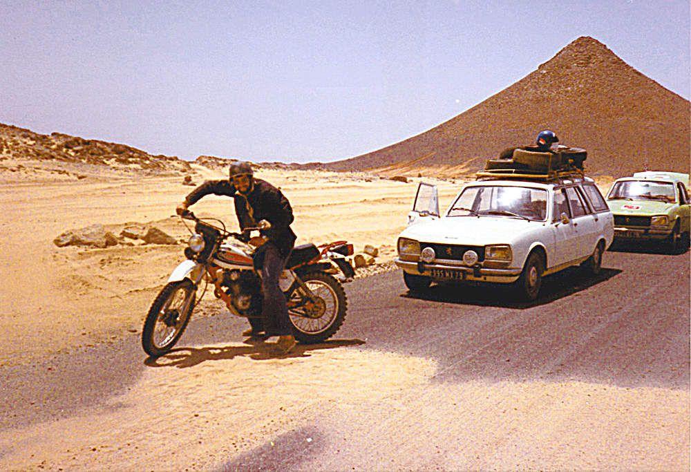 Nos 3 véhicules