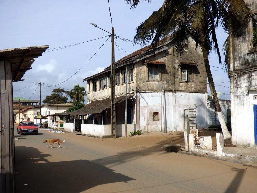 Grand Bassam - Cote d'Ivoire