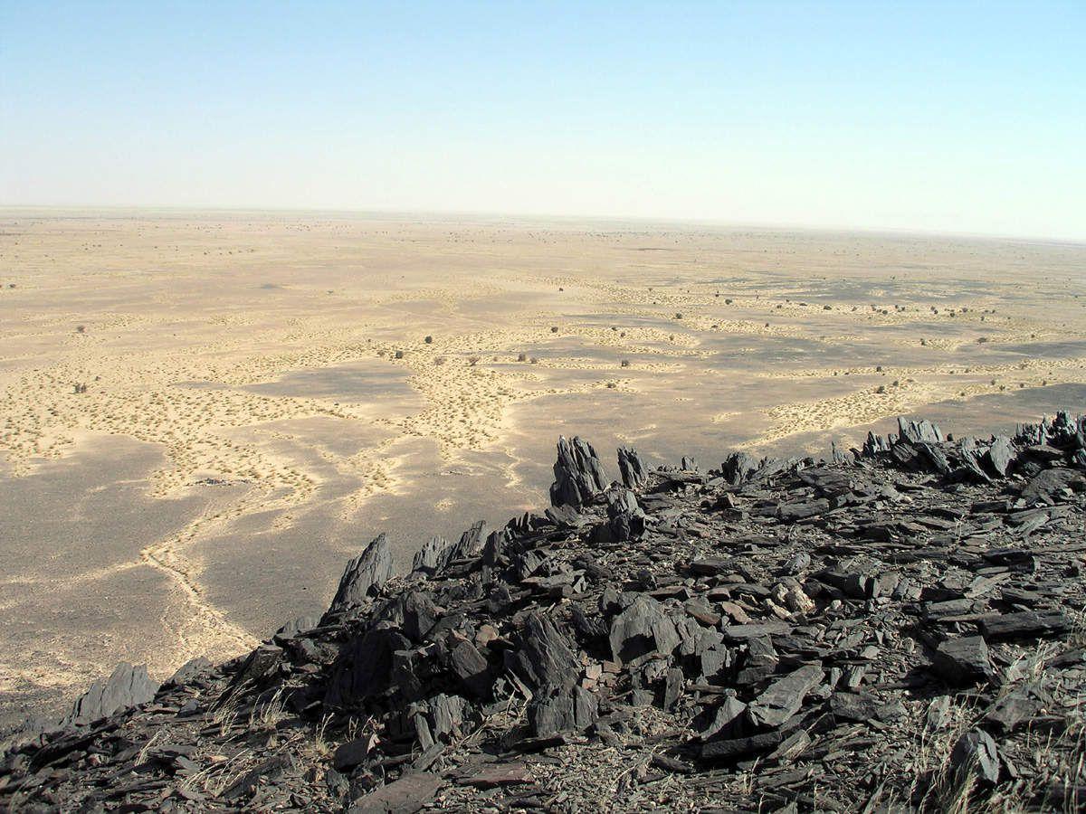 Mauritanie - Tasiast - 2007