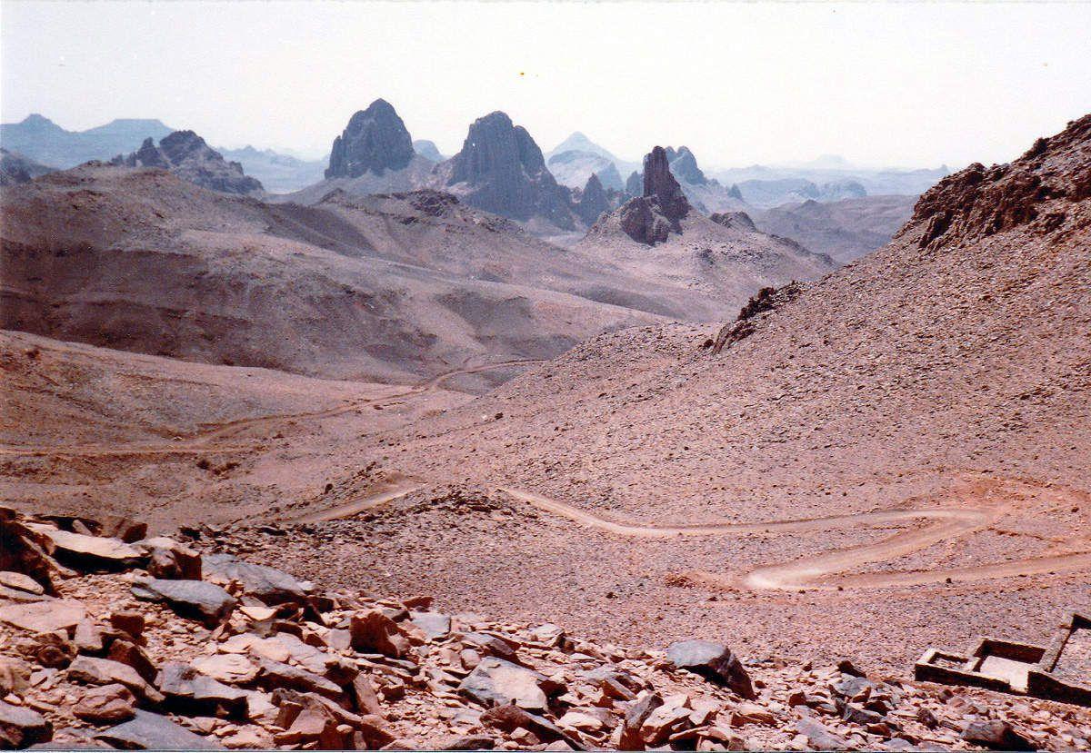 Algérie - Assekrem - 1982