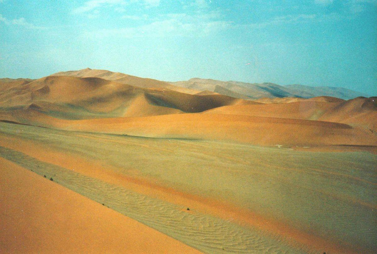Namibie - Sossuvlei - 1989